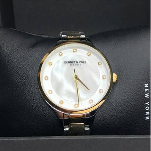 Kenneth Cole Stainless Steel Watch NWT